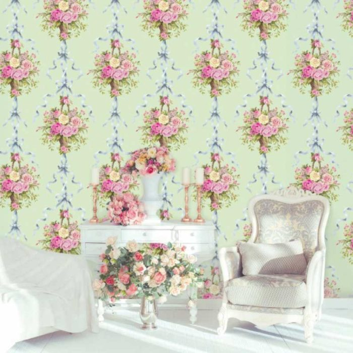 SILK-GARDEN-WALL-PAPER-MADE-IN-KOREA