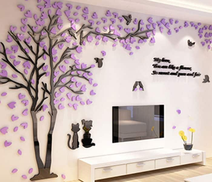 Buy Premium Wall Stickers At Best Price In Karachi & Pakistan | MFI