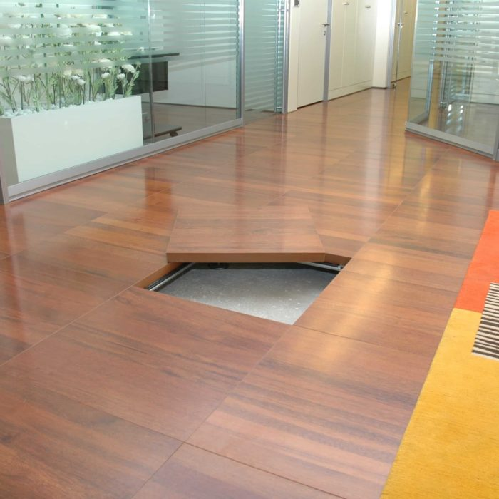 Raised Flooring In Karachi