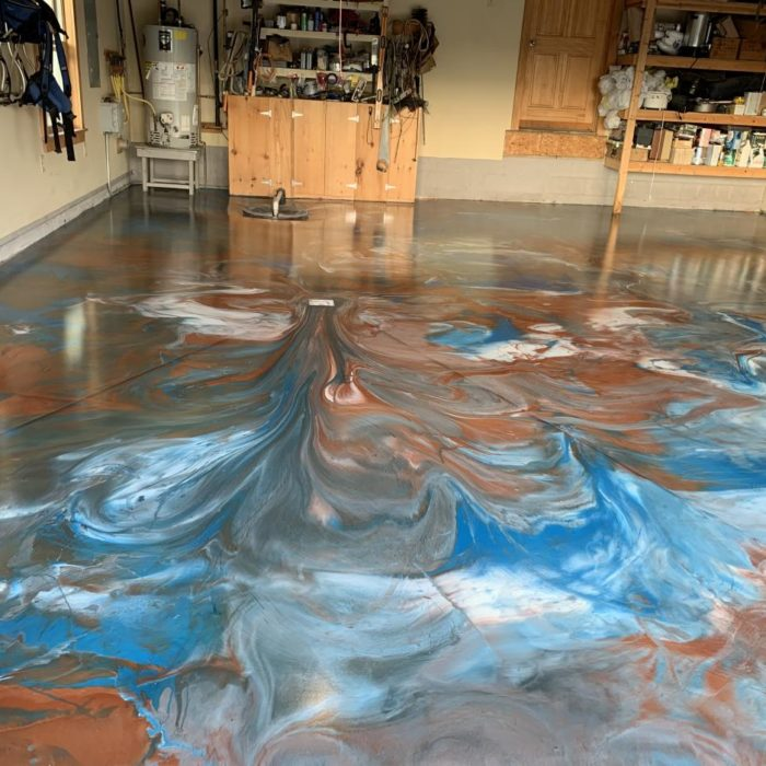 Epoxy 3D Flooring In Karachi & Pakistan
