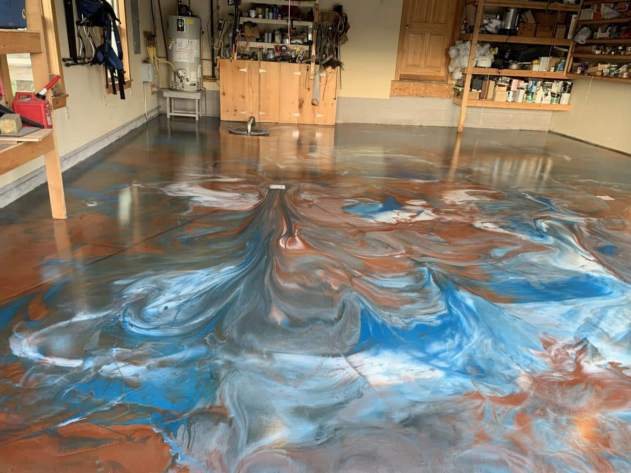 Best Epoxy 3D Flooring At Best Price In Karachi & All Over Pakistan