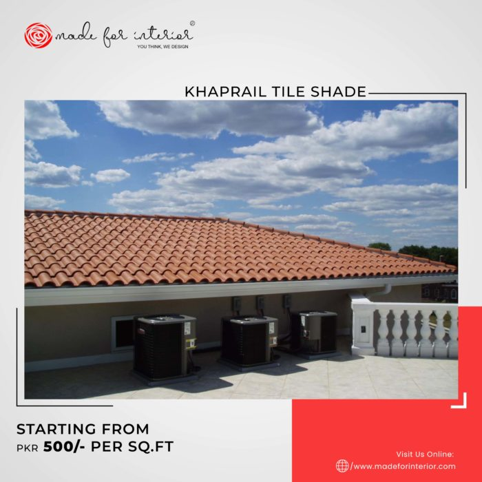 Khaprail Tile Shades In Karachi